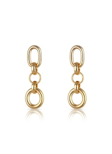 Alberto Guardiani Alberto Guardiani Ag20155Kup Jewelery Küpe Altın